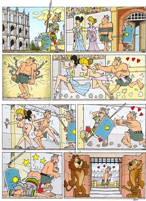 Humor: Quentes e Boas - Página 2 Quadrinhos_129_gladiator